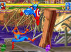 Retro Cps2 4023 Marvel Super Heroes