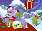 海綿寶寶聖誕老公公