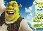 Shrek 3d
