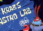 Spongebob Krabs Astro Lab