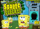 Spongebob Stacker