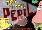 Spongebob Toy Barrel Peril