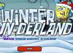 Spongebob Winter