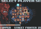 Street Fighter Zero 3 Upper Gba