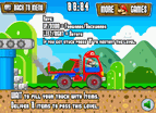 Hacked Mario Truck
