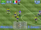 Super Star Socce Snes
