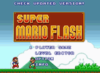 Hacked Mario Flash 3.0