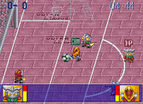 Ultra League Soccer Snes